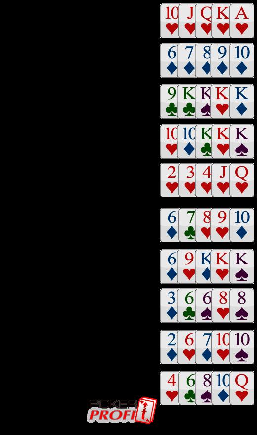 Пожарной безопасности, расклад карт в покере в картинках
