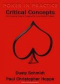 Шмидт Д. Ключевые покерные концепции